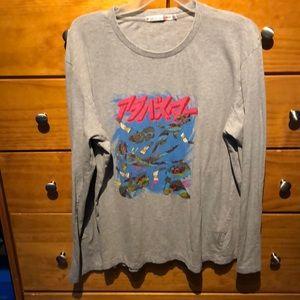 UNIQLO  Tezuka graphic T-shirt